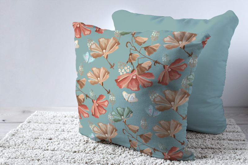 floral-pattern-retro-style