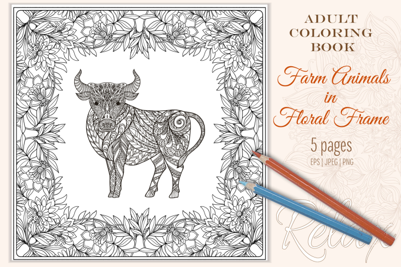 coloring-pages-farm-animals