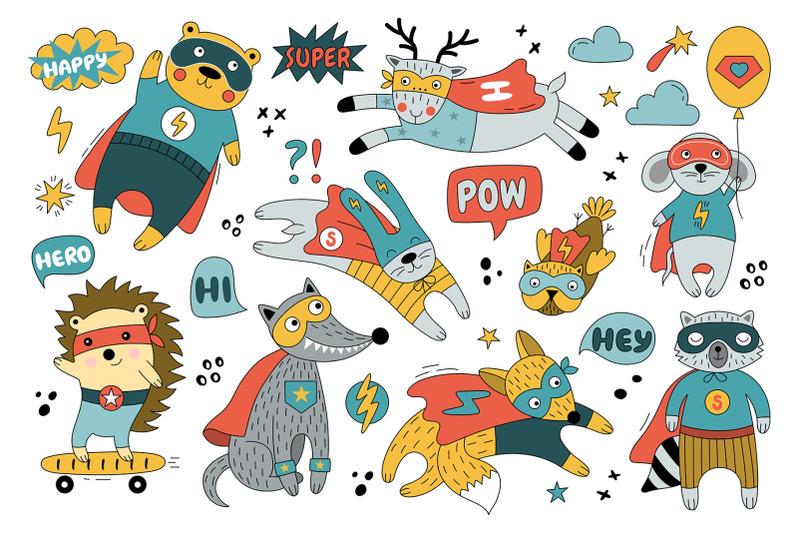 wild-animals-in-comic-costumes-2