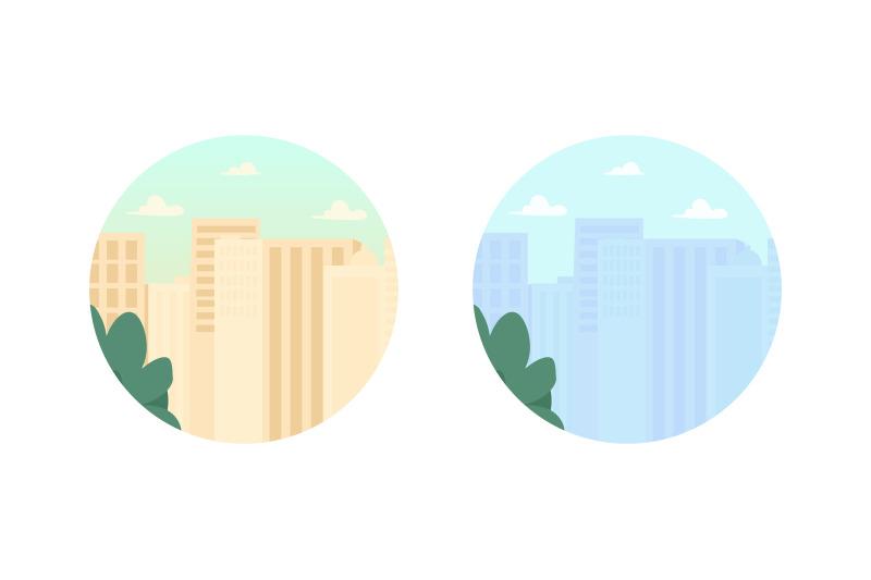 modern-skyscraper-buildings-2d-vector-web-banner-poster