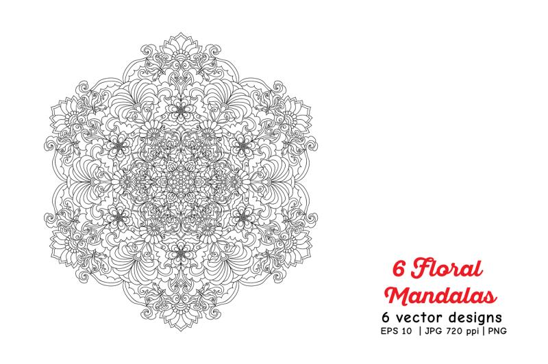6-floral-mandalas