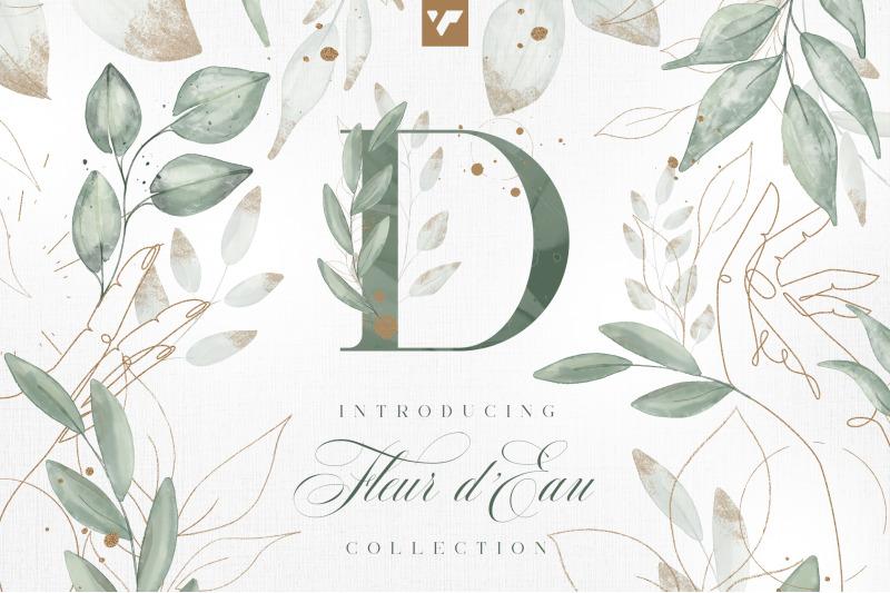 fleur-d-039-eau-graphic-collection