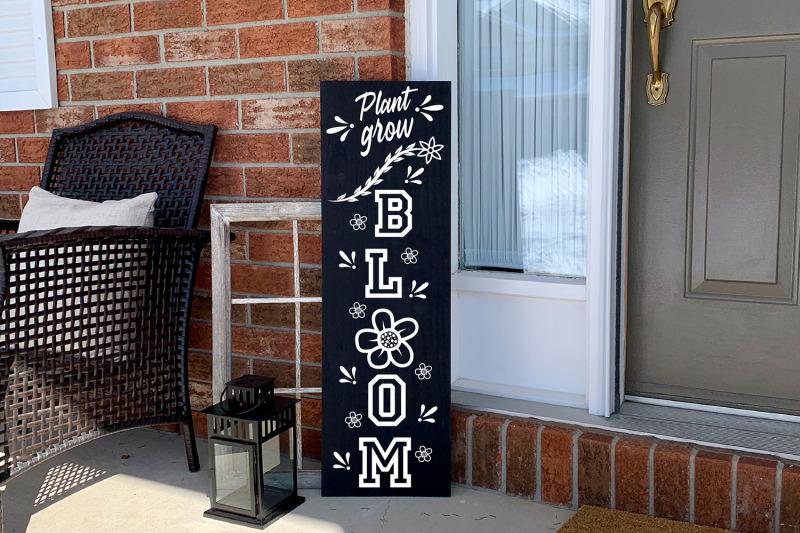 spring-porch-sign-bundle-12-spring-vertical-sign-svg