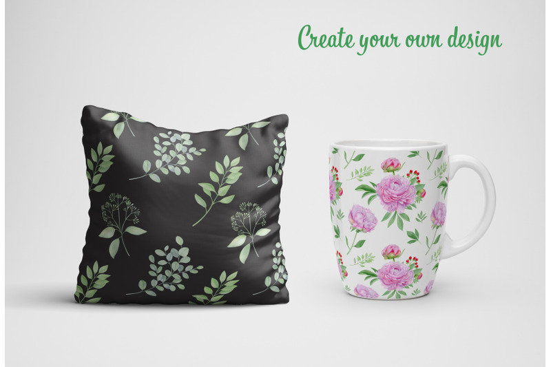 watercolor-pink-peony-seamless-patterns-pink-peonies-flowers