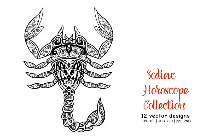 decorative-zodiac-signs