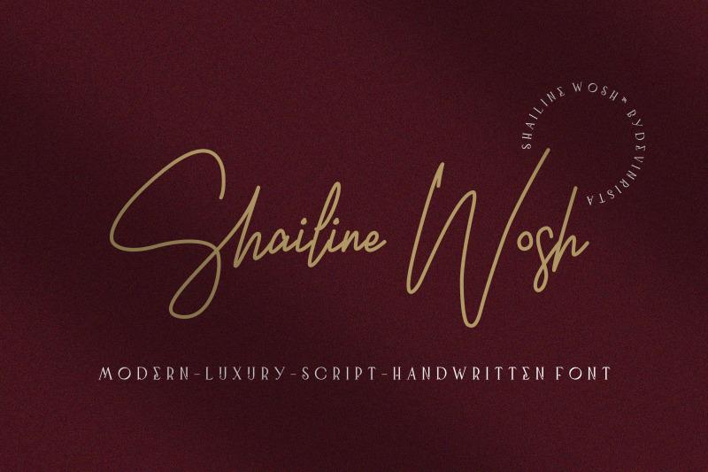 shailine-wosh