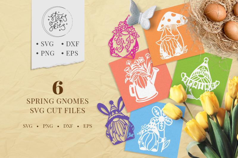 spring-gnomes-svg-cut-files