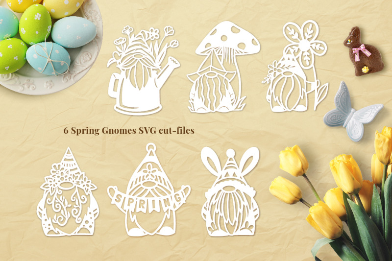 spring-gnomes-svg-cut-files