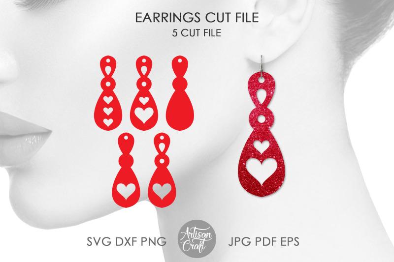 heart-dangle-earrings-svg-cut-files-svg
