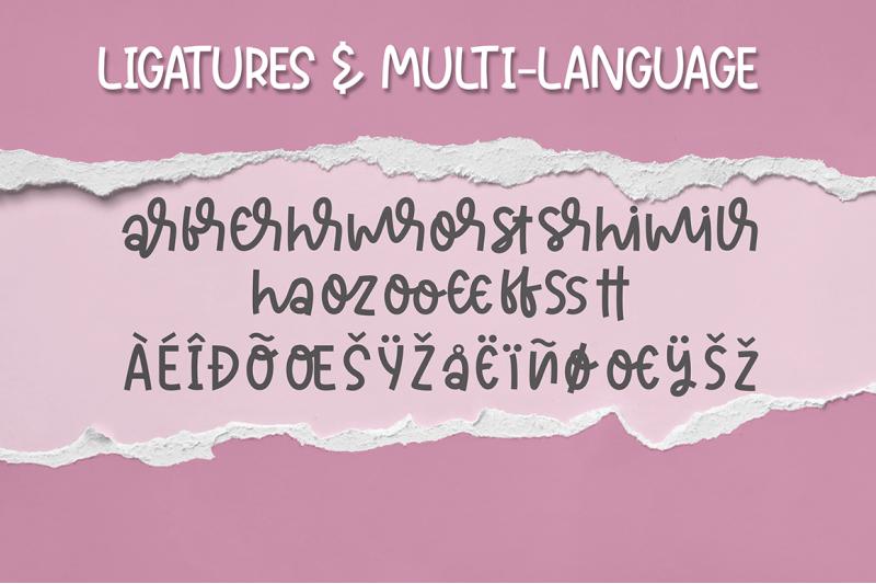 baby-bloom-a-cute-quirky-handwritten-font