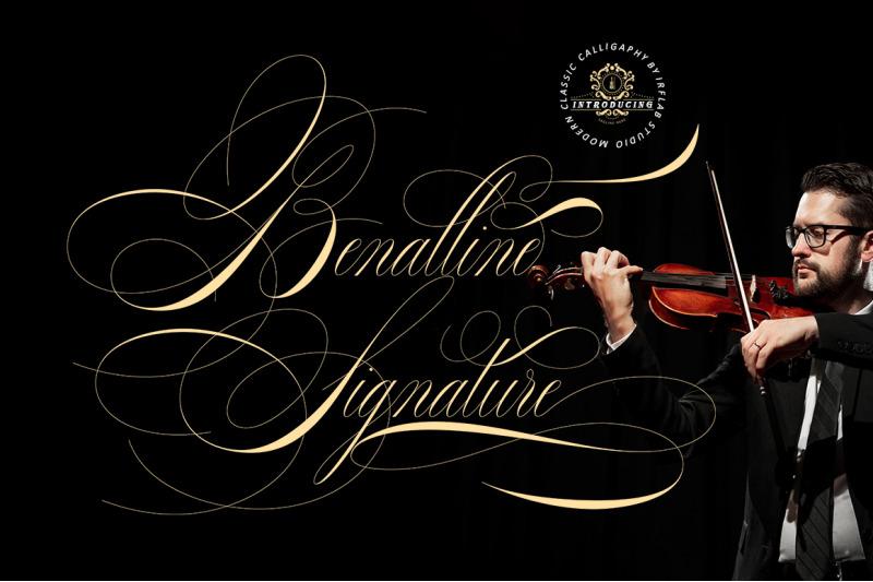 benalline-signature