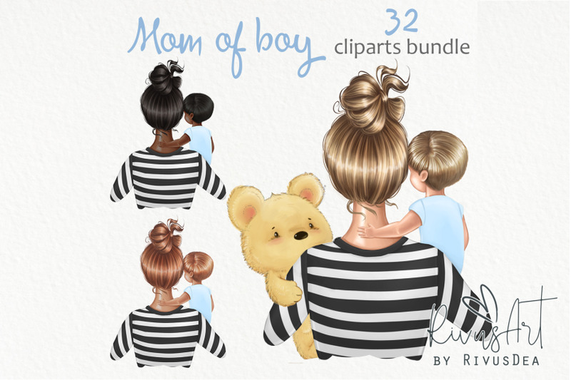 mothers-day-clipart-mother-son-clip-art-mom-of-boy-drawings-childre