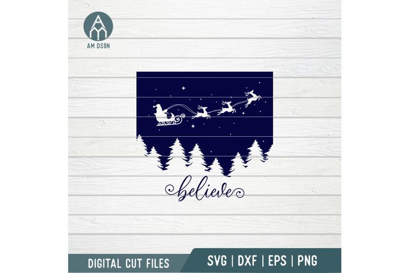 believe-christmas-svg-christmas-svg-cut-file