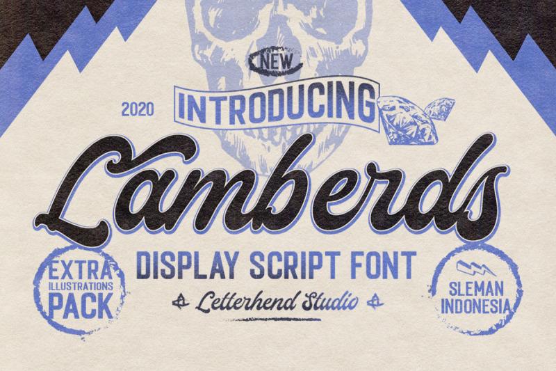 lamberds-display-script-font