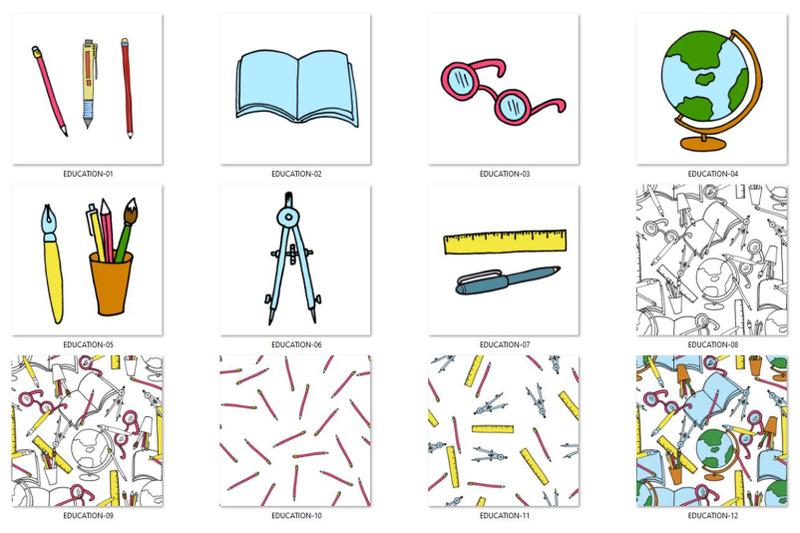 education-vector-illustrations