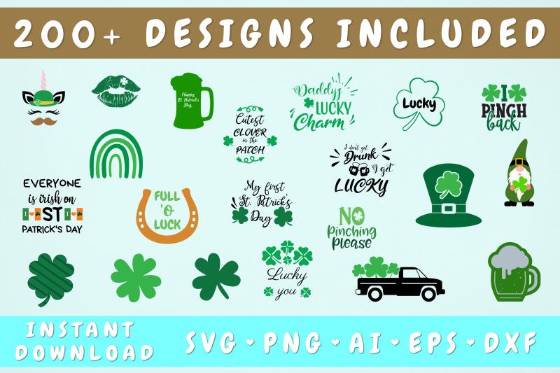 st-patrick-039-s-day-mega-svg-bundle-219-designs-included