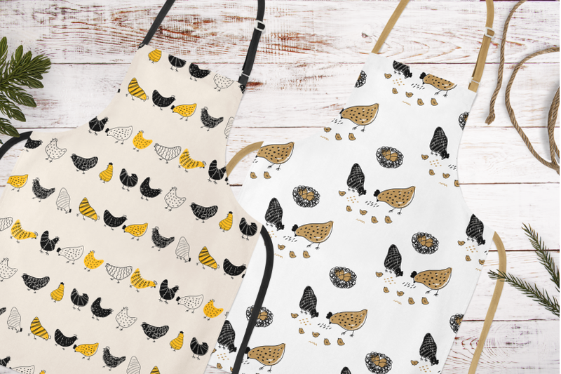 vintage-seamless-pattern-with-easter-chickens