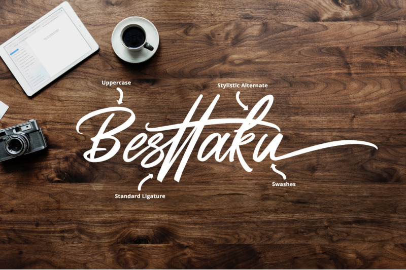 butter-swany-handwritten-font