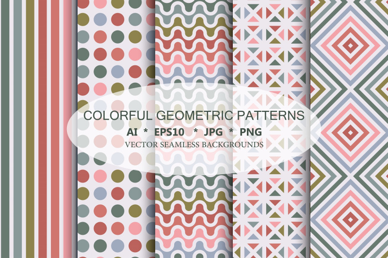 colorful-geometric-patterns