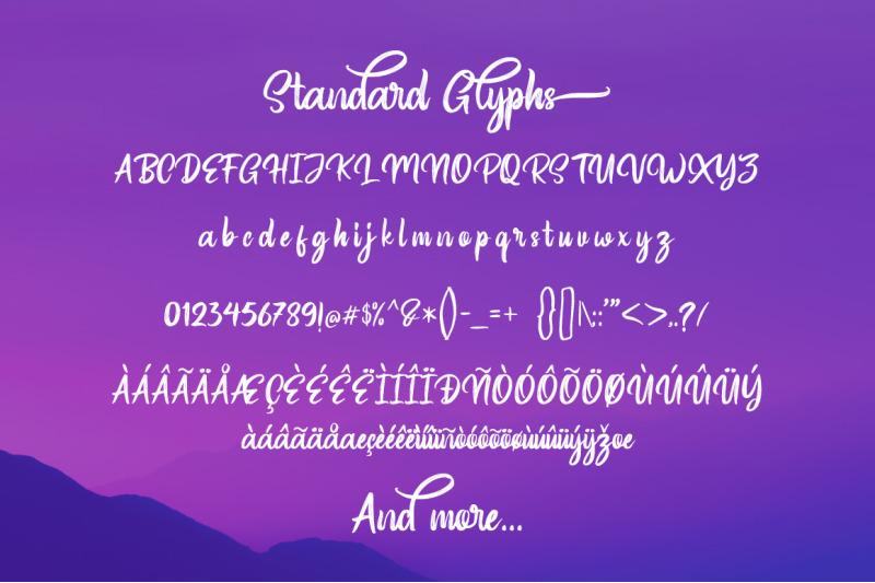 wondertime-handwritting-script-font