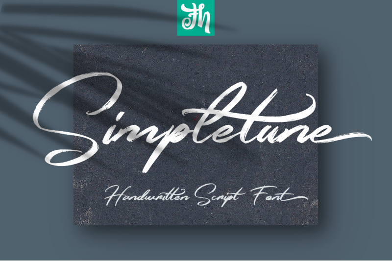 simpletune-handwritten-script-font