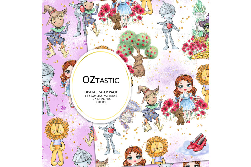 wizard-of-oz-digital-papers