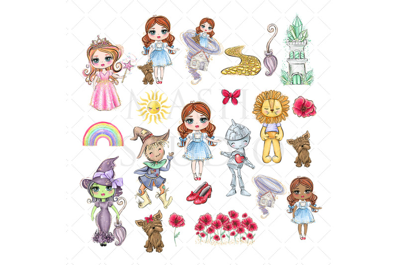 wizard-of-oz-clipart