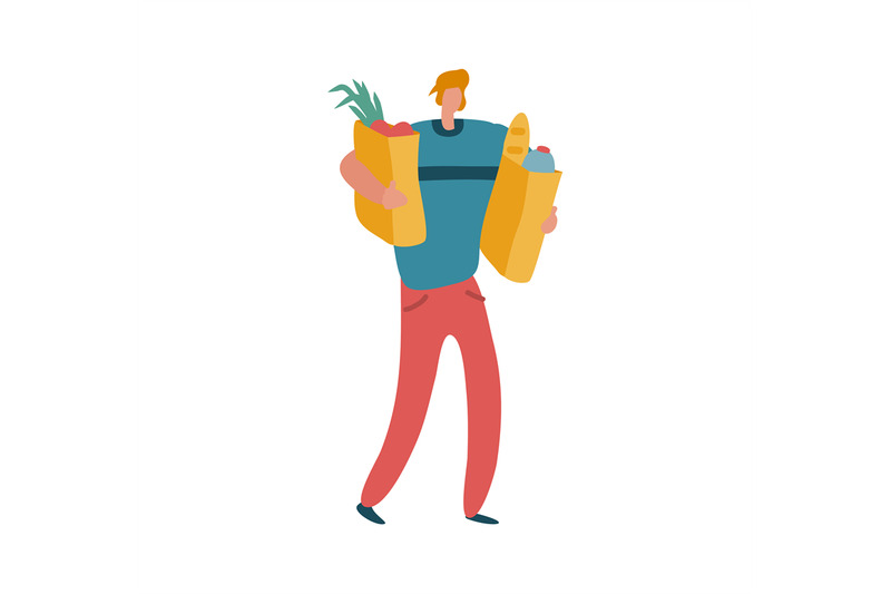 man-shopper-with-shopping-bag-modern-male-character-with-paper-eco-ba