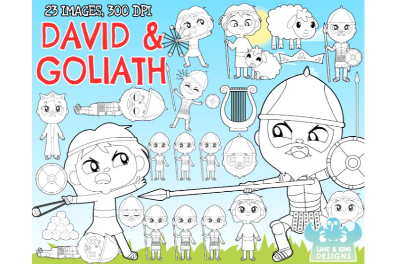 david-amp-goliath-digital-stamps-lime-and-kiwi-designs