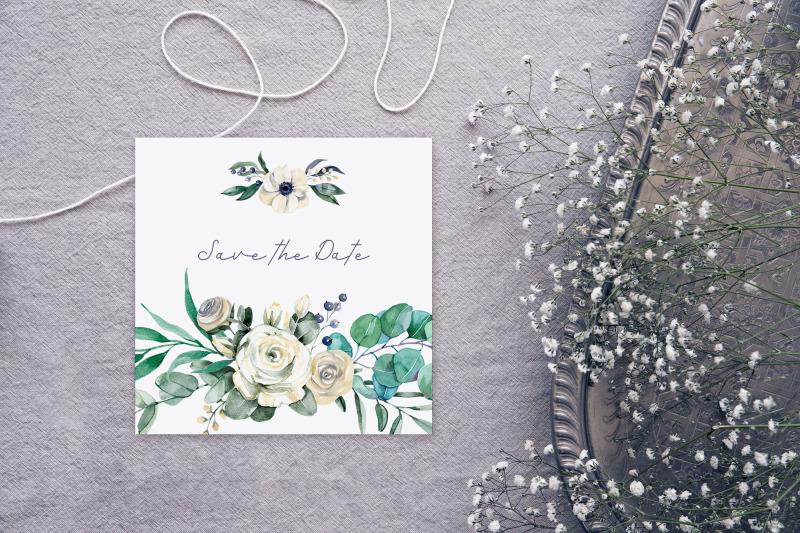 watercolor-eucalyptus-bouquets