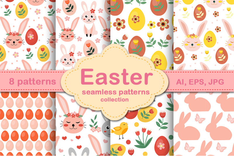 happy-easter-cute-patterns