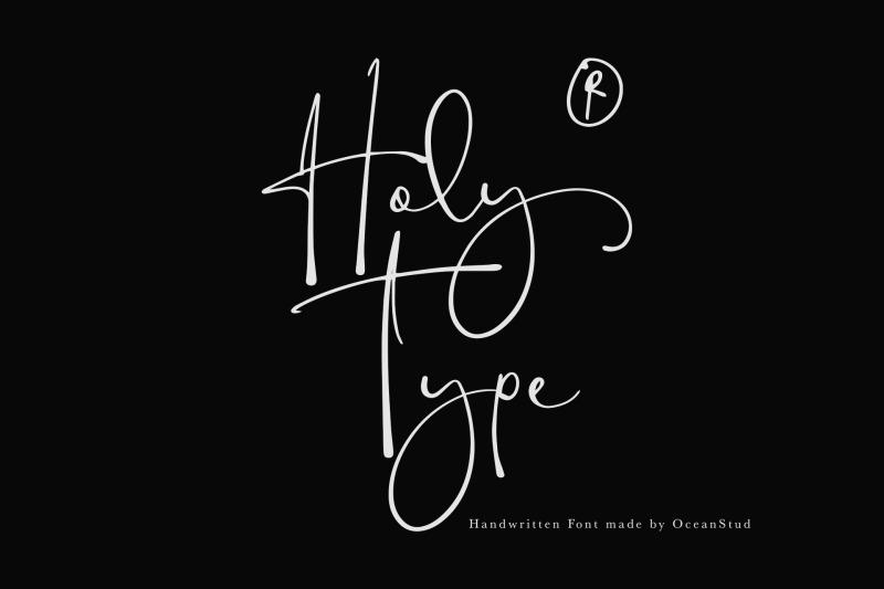 holy-type