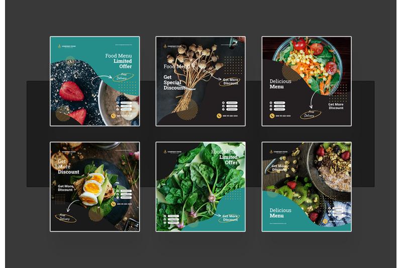 healthy-food-instagram-post-template