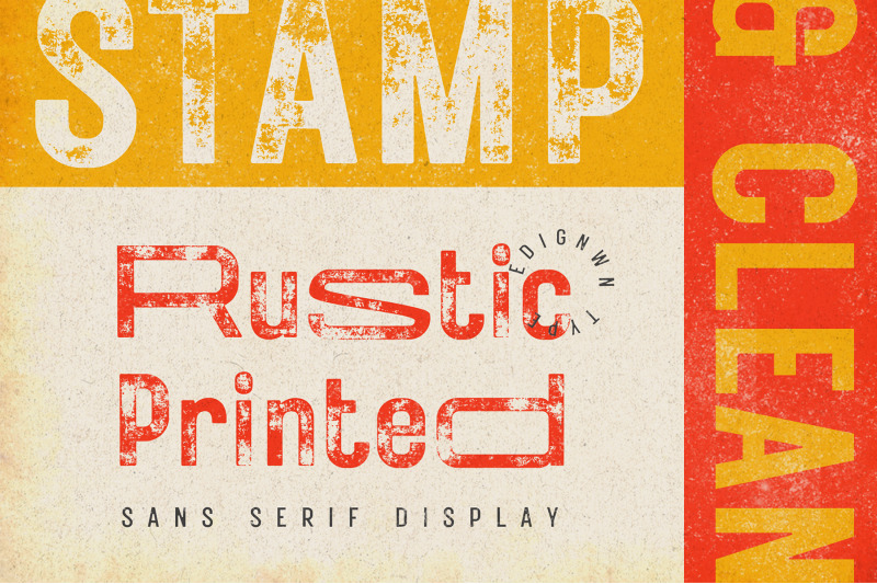 rustic-printed-vintage-font