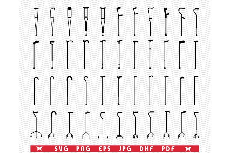svg-crutches-sticks-black-silhouette-digital-clipart