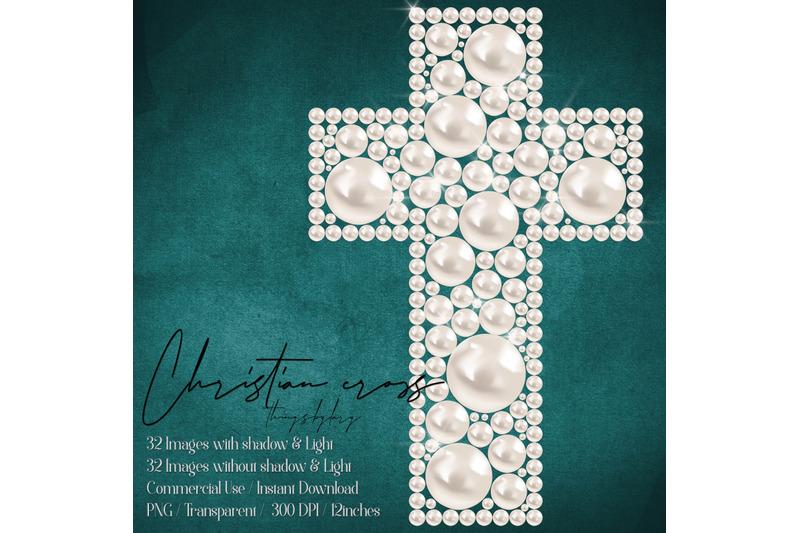 32-diamond-pearl-rhinestone-christian-cross-religious-easter