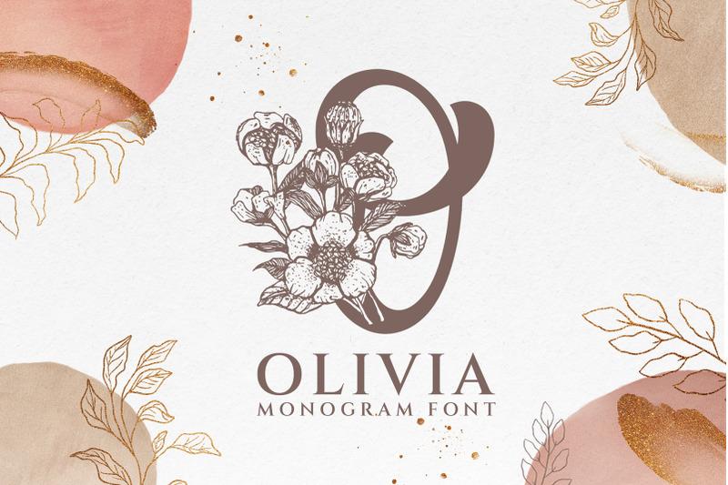 olivia-monogram