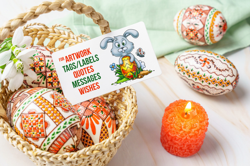 easter-eggs-basket-with-card-mockup