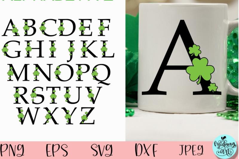st-patrick-039-s-alphabet-monogram-svg-st-patrick-039-s-day-svg