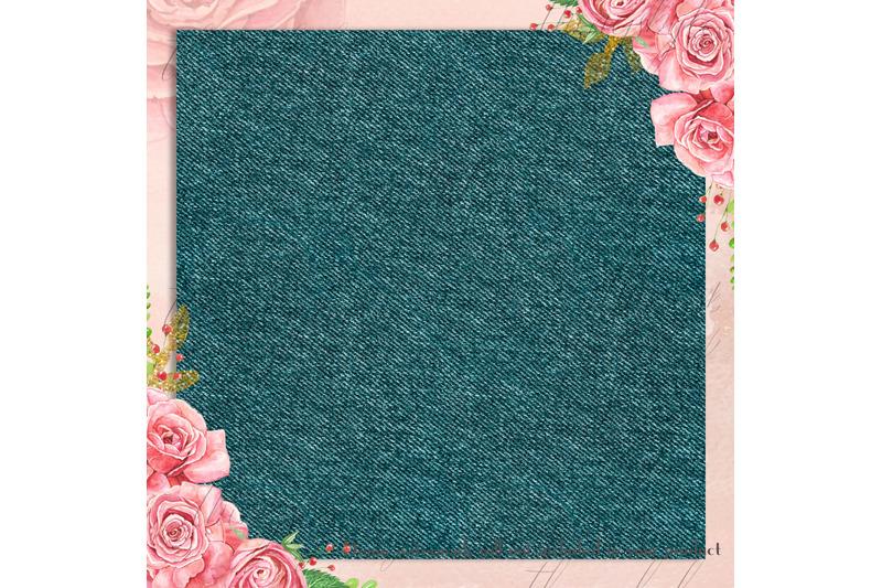 100-seamless-denim-jeans-texture-digital-papers-fabric-linen