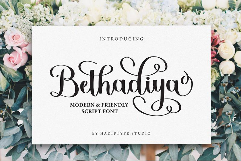 bethadiya-script