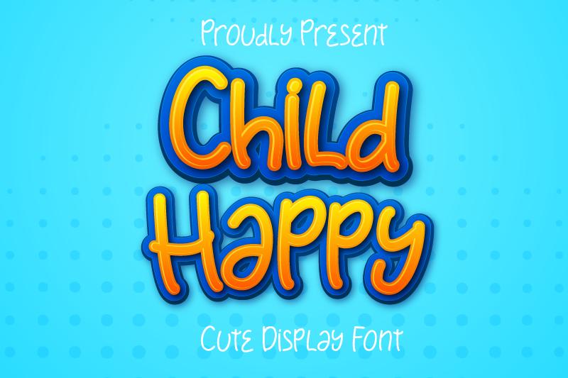 child-happy