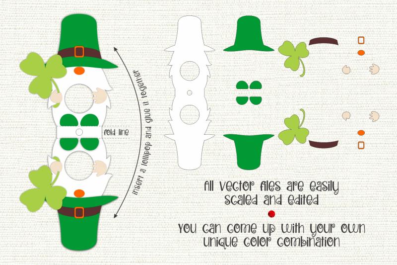 patrick-039-s-day-gnome-lollipop-holder-template-svg