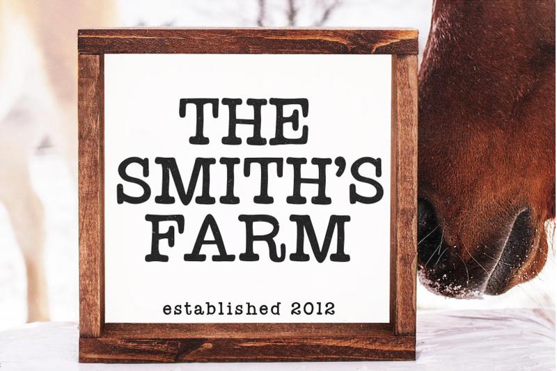 farmland-farmhouse-typewriter-font
