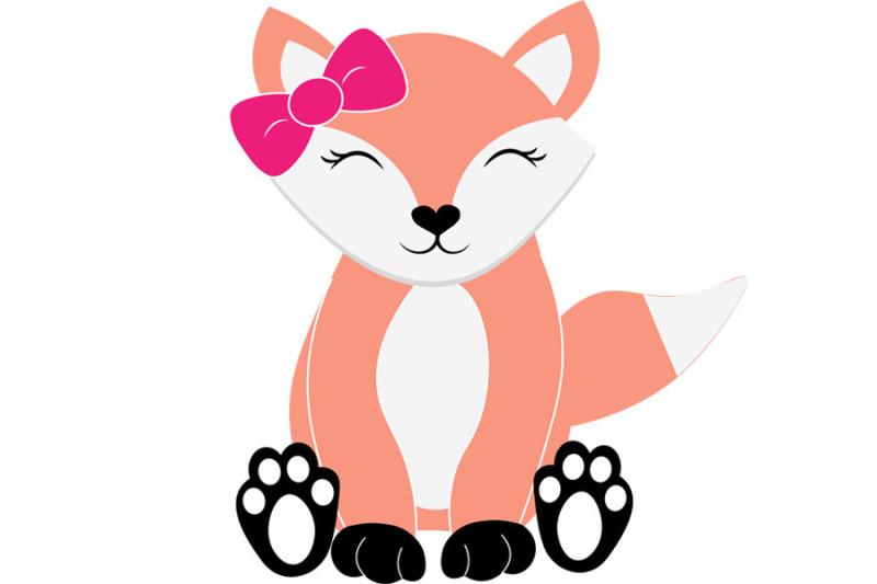 fox-svg-woodland-animal-svg-animal-svg-baby-fox-svg-girl-fox-svg