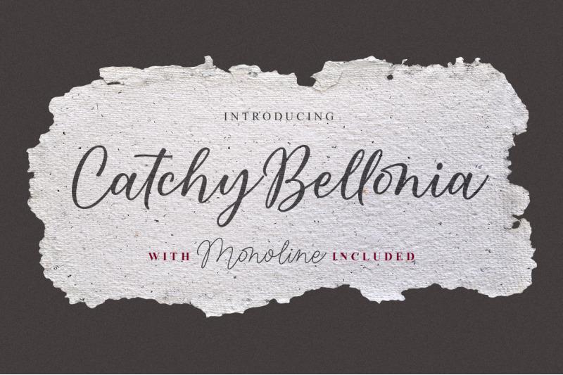 catchy-bellonia-script