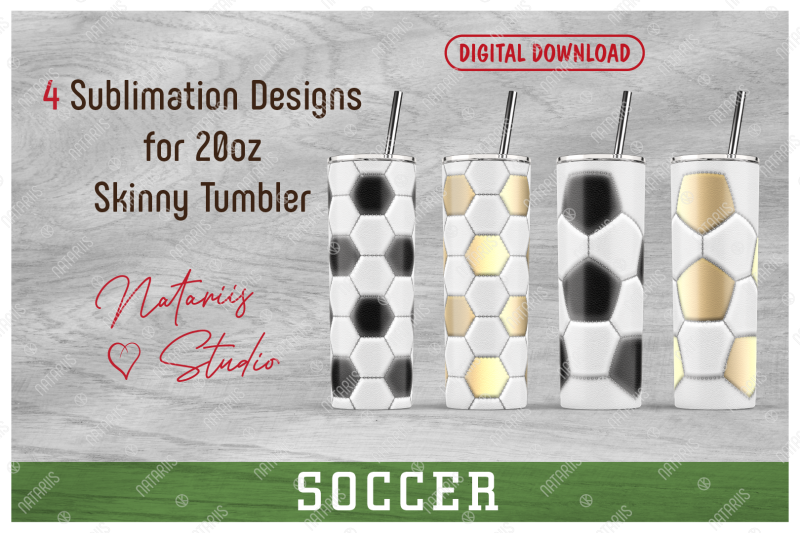 4-soccer-football-patterns-for-20oz-skinny-tumbler