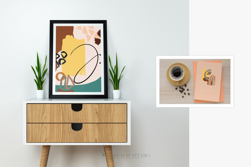 abstract-art-posters-wall-art-bohemian-minimalist-posters-jpegs
