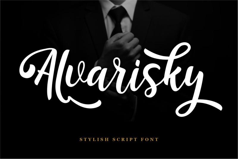 alvarisky-stylish-script-font
