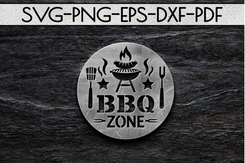 bbq-zone-sign-paper-cut-template-summer-decor-svg-pdf-dxf